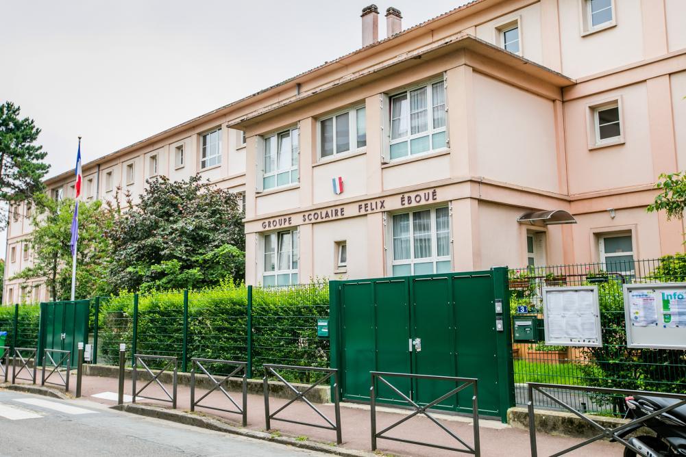 Ecole Primaire Félix Eboué