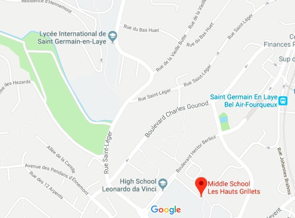 Collège Les Hauts-Grillets